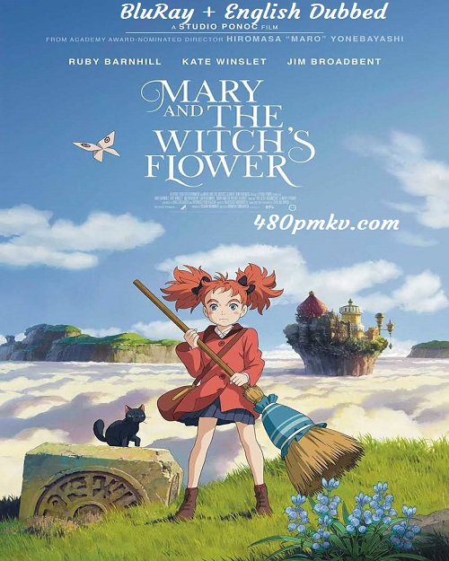 Mary and the Witch's Flower 2017 BluRay English 480p 720p 1080p thumbnail