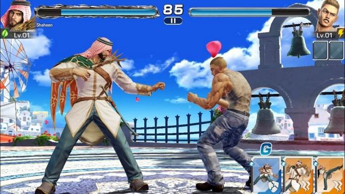 Siêu phẩm đồ họa Tekken lên Android sau thời gian dài Beta