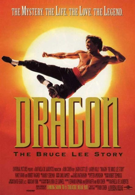 Dragon: The Bruce Lee Story (1993) BluRay 720p 850MB