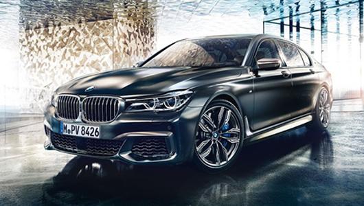 BMW M760Li 2018