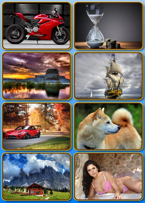 Beautiful Mixed Wallpapers Pack 849