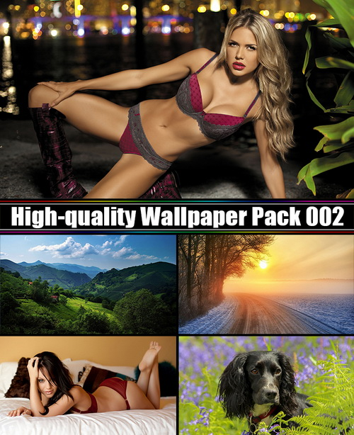 High-quality Wallpaper Pack 2