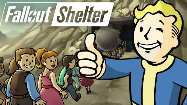 E3: Bethesda's FALLOUT SHELTER Will Be Launching On Playstation 4 & Nintendo Switch Today