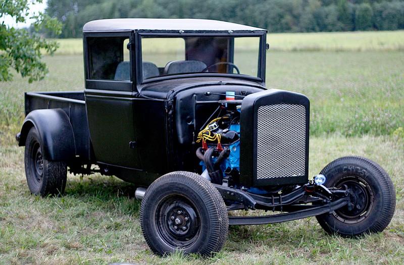 RSF: Model A 18J