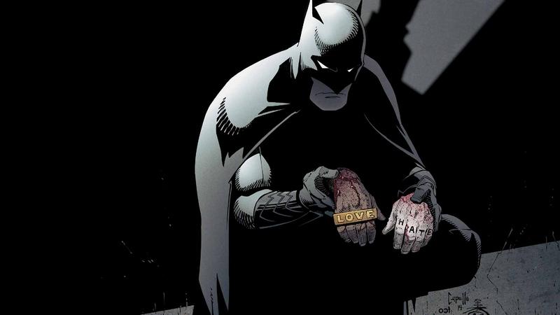 """Top 10 nhân vật được lấy cảm hứng từ """"Đấng vô đối"""" Batman (P.2)"""