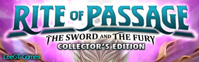 Rite of Passage 7: The Sword and the Fury Collector's Edition { v.Final }