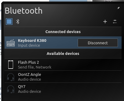 Bluetooth keyboard is paired & connected but not working