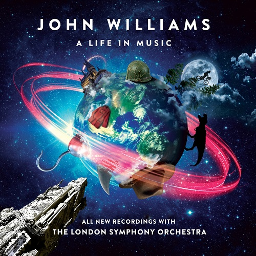 John Williams - A Life In Music (2018) [MP3]