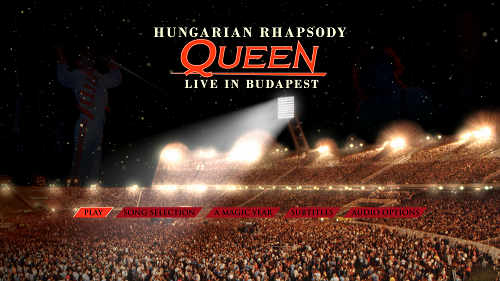 Queen: Hungarian Rhapsody - Live In Budapest (1986) (2012) [Blu-ray 1080p]