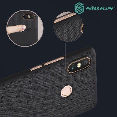 Nillkin клип кейс пластиковая накладка для Huawei nova 3
