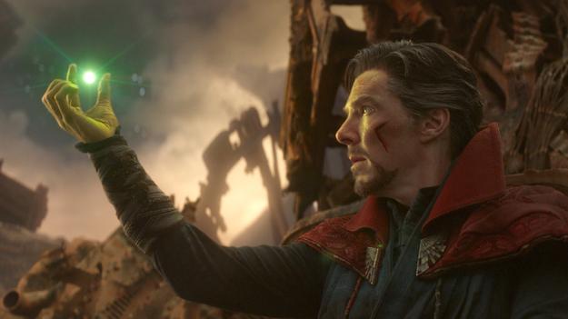 В «Мстителях 4» Танос спасает Вселенную