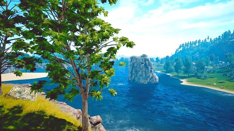 PUBG - Choáng với hình ảnh đầu tiên của Map mới