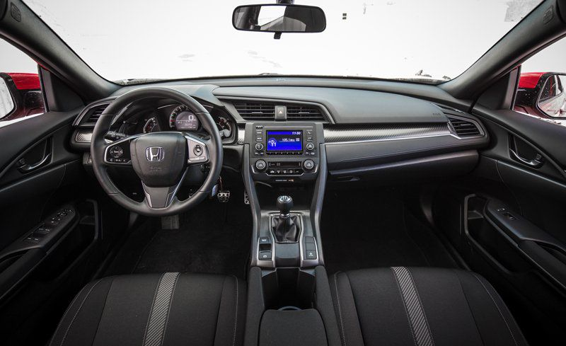 2019 Honda Civic Interior