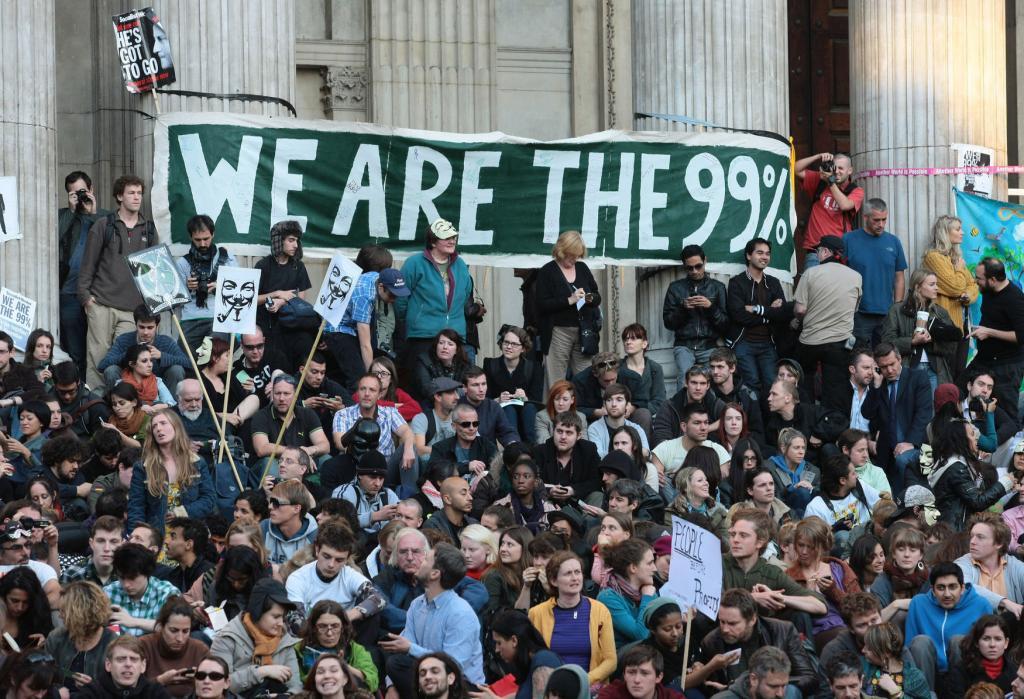 My jesteśmy 99%