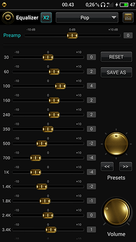 jetAudio Plus 9.1.0 Patched APK