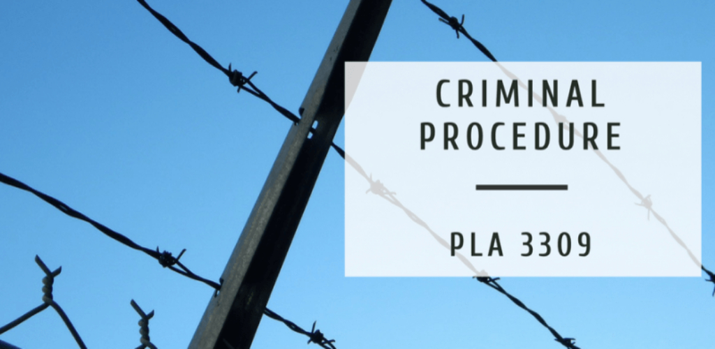 Felony Law Emphasis Program