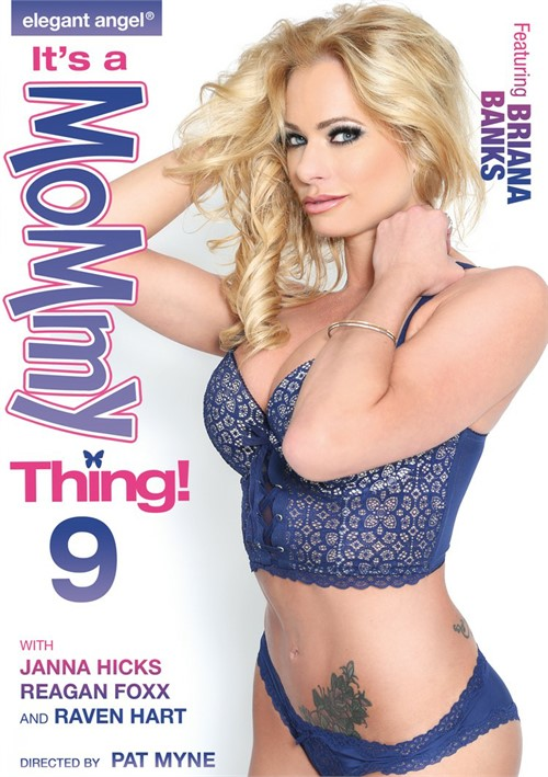 [18+] Its a Mommy Thing 9 (2018) English DVDRip x264 AC3 700MB