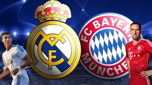Реал Мадрид – Бавария | Лига Чемпионов