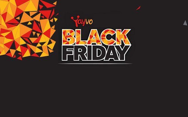 Yayvo Black Friday Sales