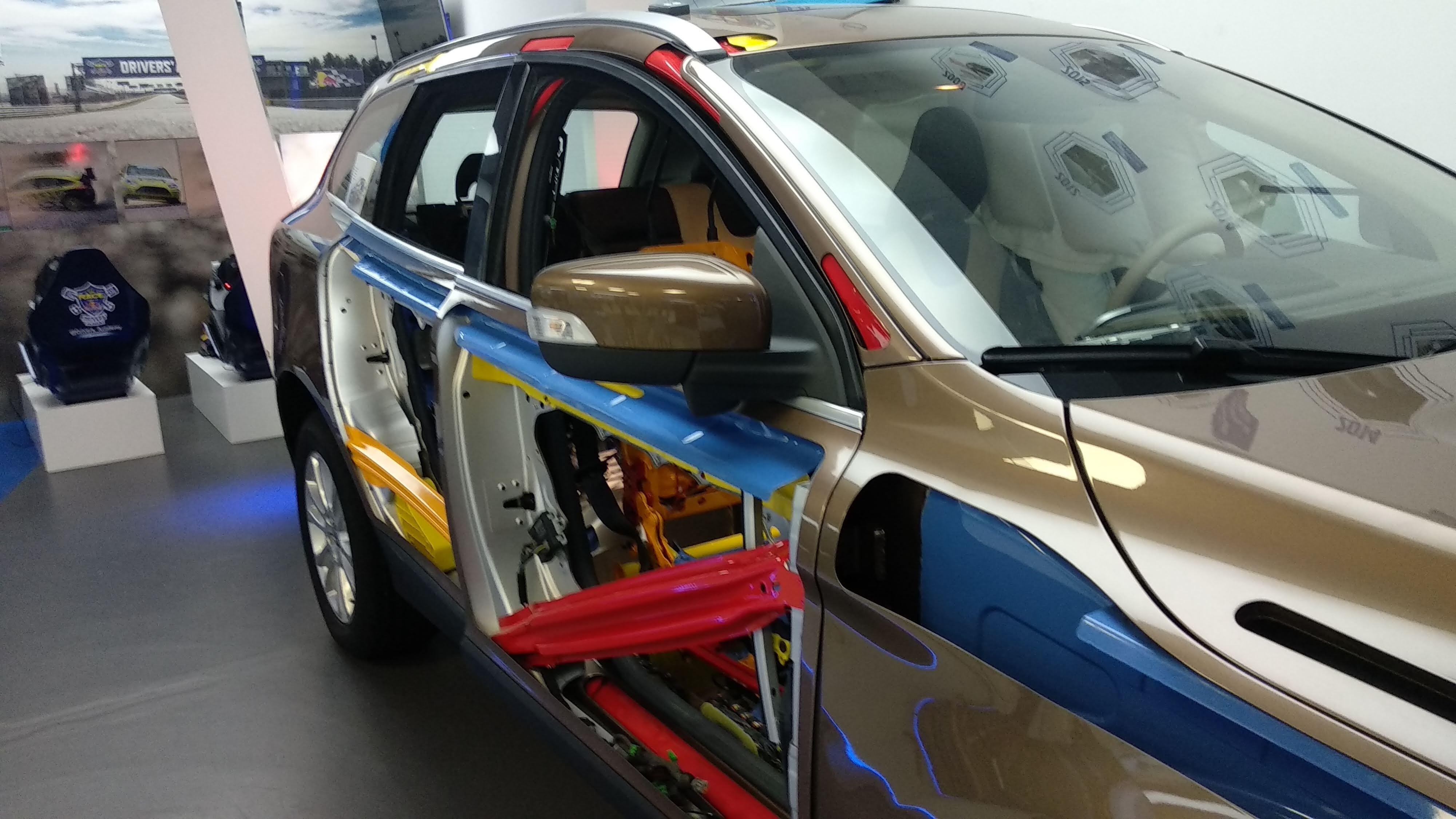 Curso de Conducción segura de Volvo 11