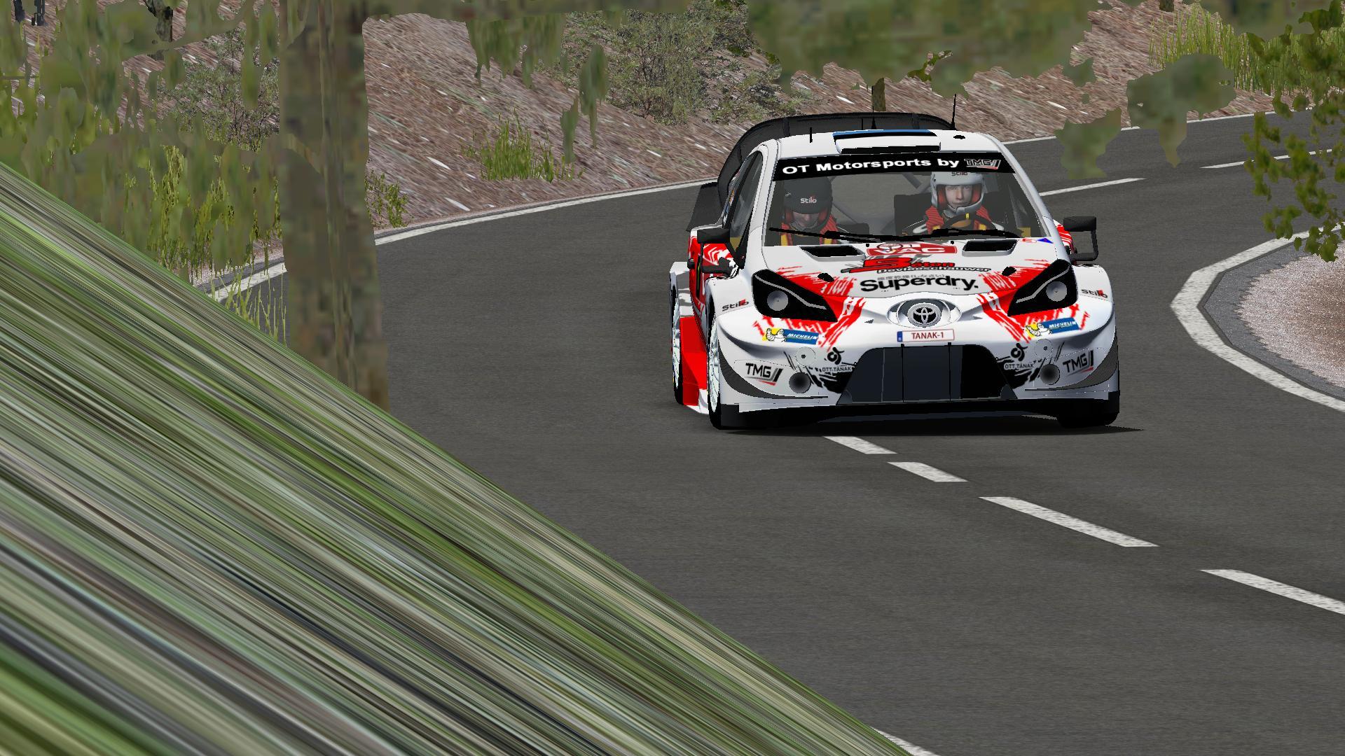 Résumés WRC Bobdy