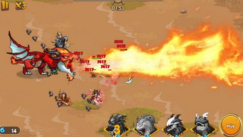 Huấn Long VNG: Bí kíp luyện rồng cho cao thủ