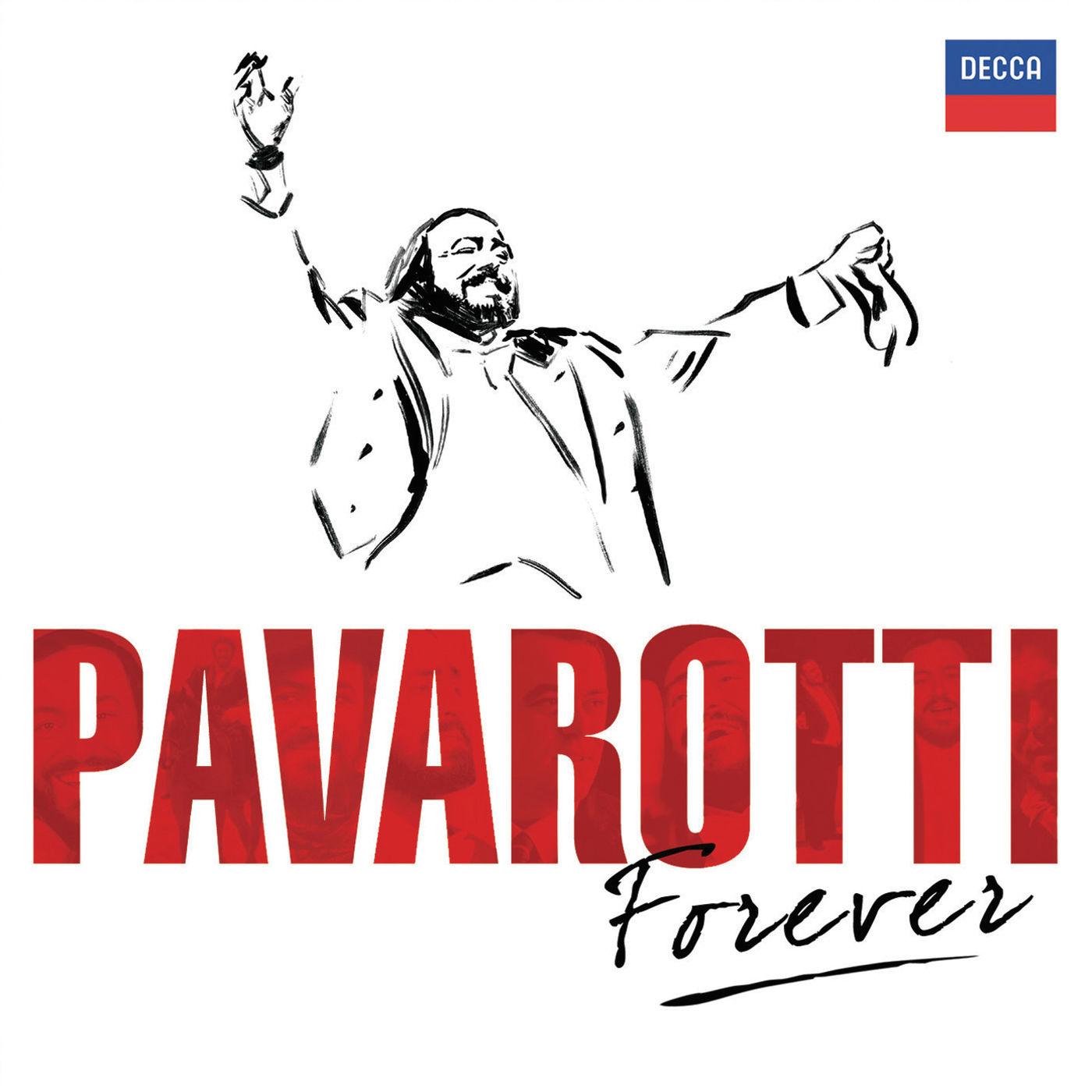 Luciano Pavarotti - Pavarotti Forever (2009).mp3 - 320 Kbps
