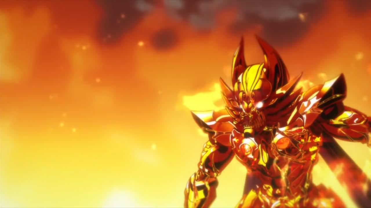 Garo Honoo no Kokuin – Episode 02