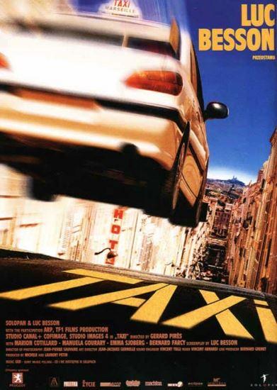 Taxi (1998)  PL.BRRip.Xvid-GR4PE / Lektor PL