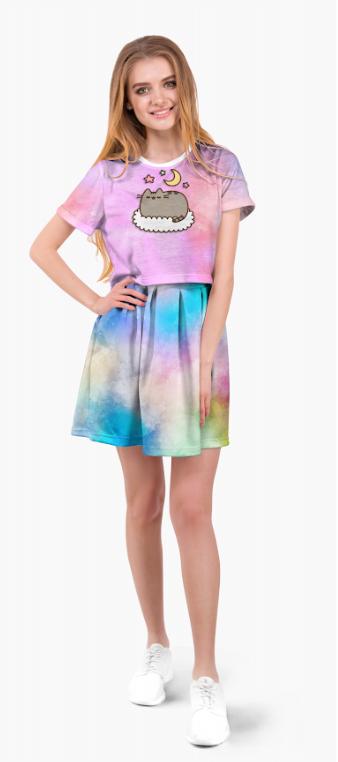 модные юбки для девочек подростков