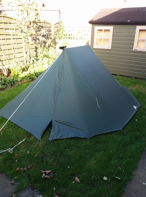 Front Door Closed & Help required I.D Robert Saunders Tent UKCampsite.co.uk Tent talk ...