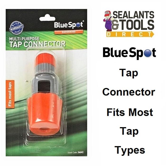 Blue Spot Garden Hose Tap Connector 56042