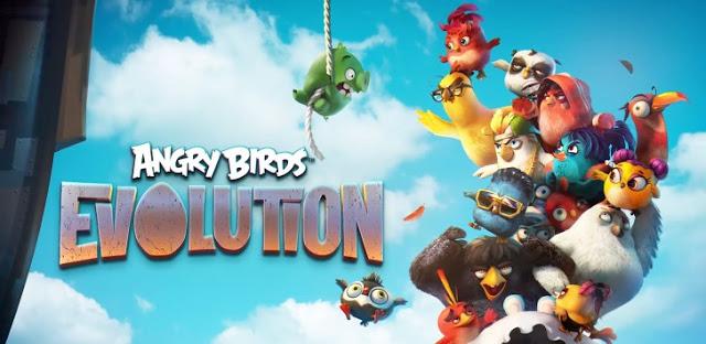 Angry Birds Evolution mod