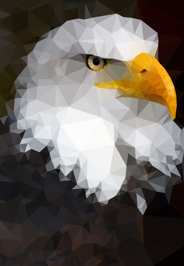 Eagle_Low_Poly