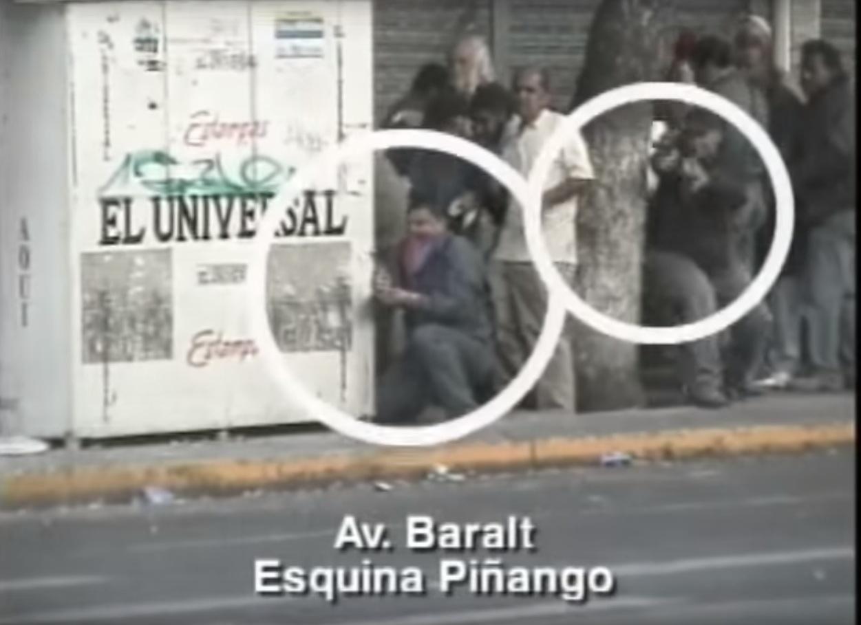 ¿Chavez (Tiburón 1) ordeno a su gente matar el 11 de Abril del 2002 ?  32323121212ss