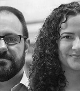 Marcelo e Regiane, autores de O Príncipe