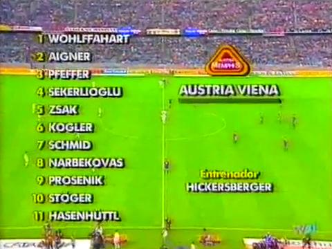 Champions League 1993/1994 - Octavos de Final - Ida - FC Barcelona Vs. Austria de Viena (360p) (Castellano) Vlcsnap-2018-11-12-10h04m25s720