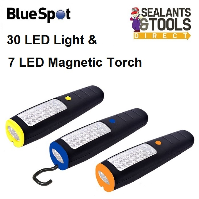 Electralight LED Work Light Inspection Lamp & Magnetic Torch 65278