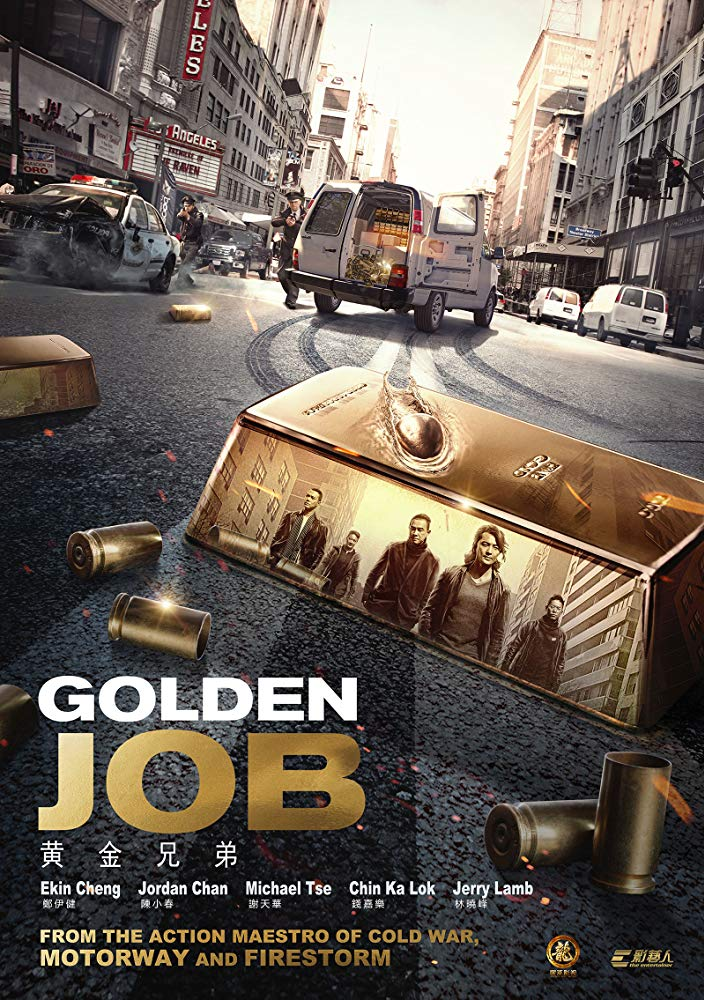 Golden Job (2018) 720p WEB-DL 750MB