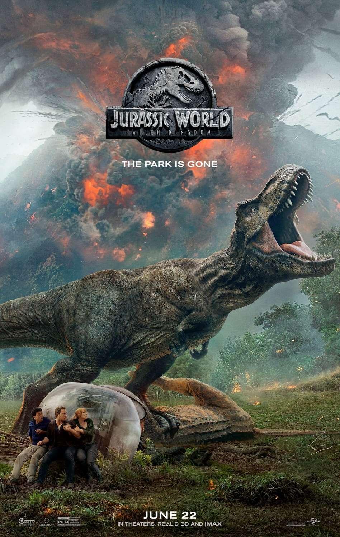 Jurassic World: Fallen Kingdom (2018) BluRay 720p 1GB x264
