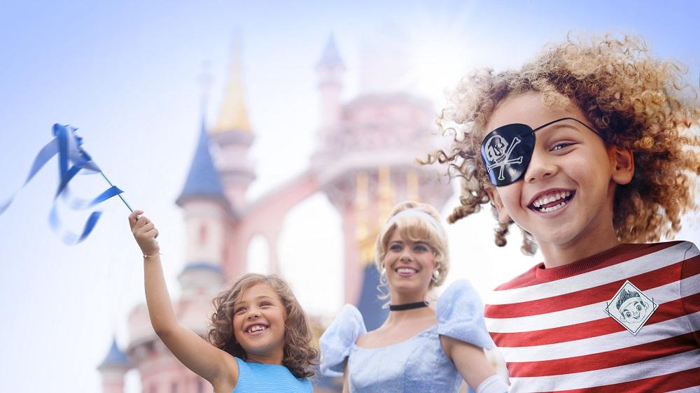 Pirates and Princesses Festival at Disneyland Paris