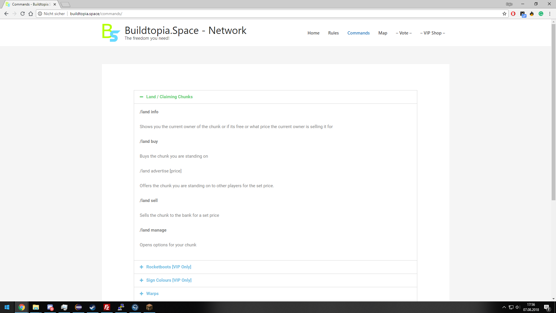 Buildtopia Space - Network - The freedom you need | Details
