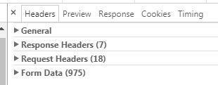 Sending too much parameters via AJAX - Prime Community Forum