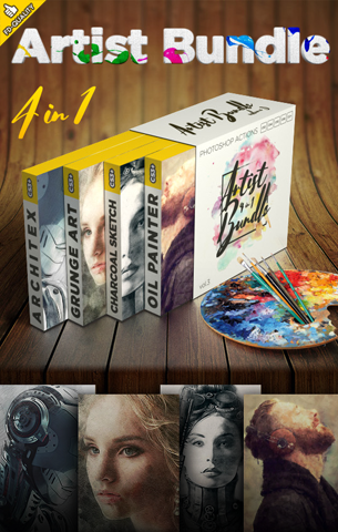 Artist Bundle 4 in 1