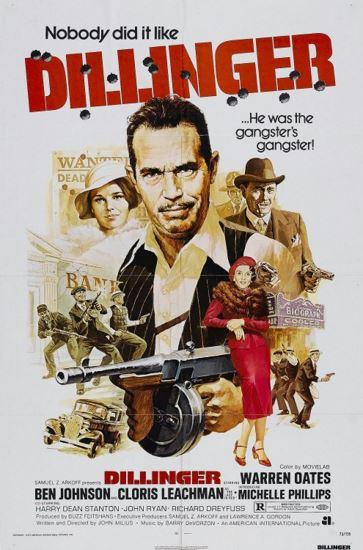 Dillinger (1973) PL.BRRip.XviD-GR4PE | Lektor PL