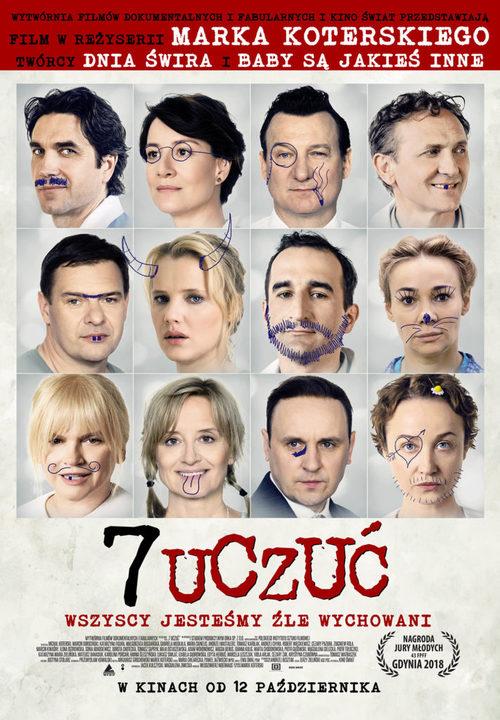 7 uczuć (2018) PL.480p.BDRip.x264.AC3-MAXiM / Film polski