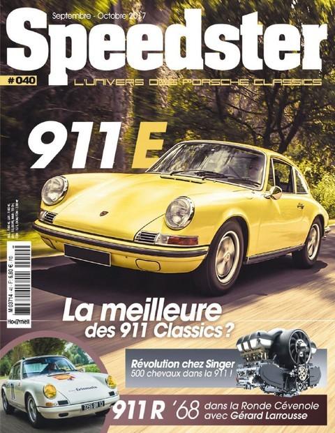 Speedster N°40 - Septembre-Octobre 2017