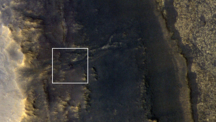 Специалисты NASA нашли