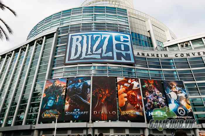blizzard entertainment, blizzcon 2018