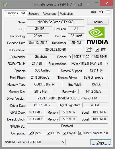 2013 14″ Dell Latitude E6440 (HD8690M) [4th,4C,Q] + GTX 660